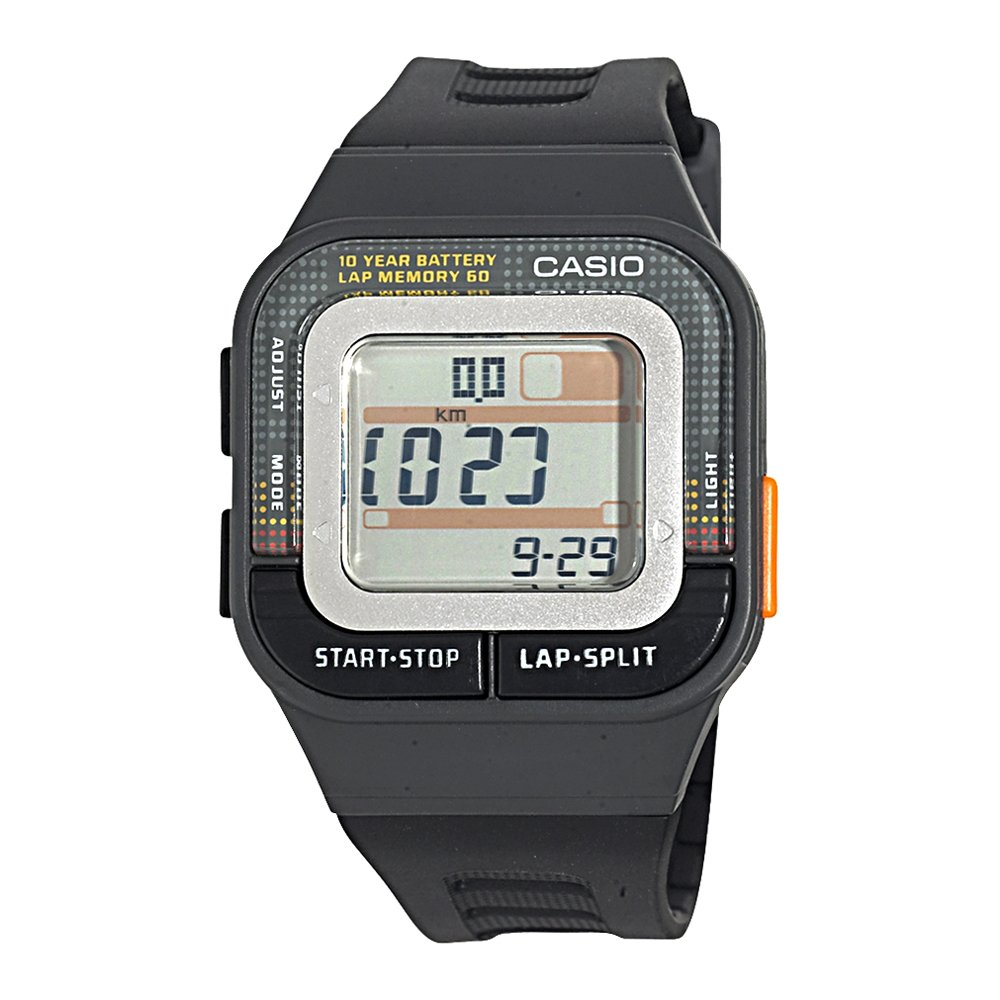 Amazon.com: Casio Men's SDB100-1A Sport Multi-Function Grey Dial Dual Time  Watch: Casio: Watches