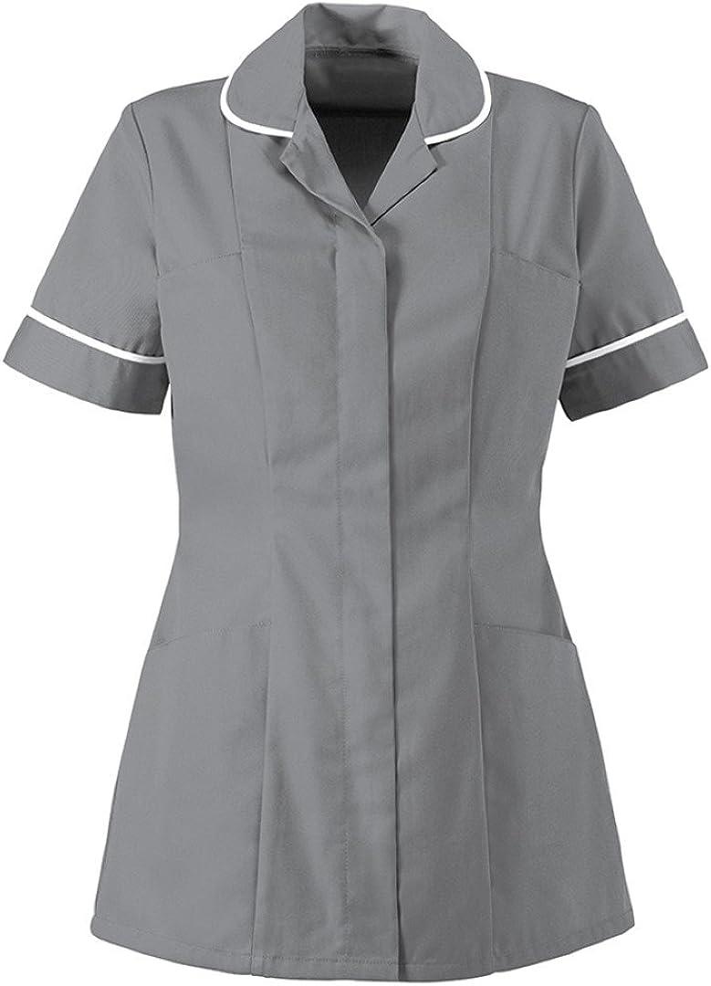 Alexandra Casacca da lavoro da donna per operatrice sanitaria Hospital grey//White 48