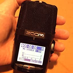 Amazon Co Jp Zoom Linear Pcm Ic Handy Recorder H2n Musical Instruments