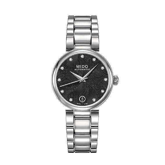 Mido mujer-reloj de pulsera analógico acero rhöna M0222071105610: Amazon.es: Relojes