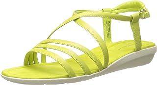 Easy Spirit Women's Avato Gladiator Sandal Light Green 8 M US