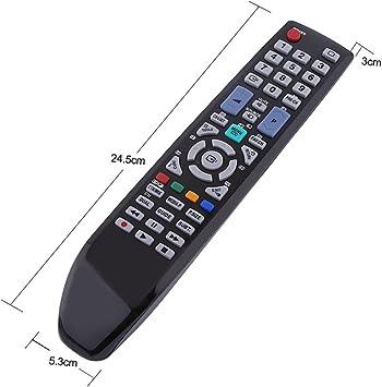 Mando a distancia universal para Samsung bn59-00901a, mando a distancia de repuesto para Samsung bn59-00888a bn59-00938a bn59-00940a BN59-00862A AA59-00484A Smart TV: Amazon.es: Electrónica