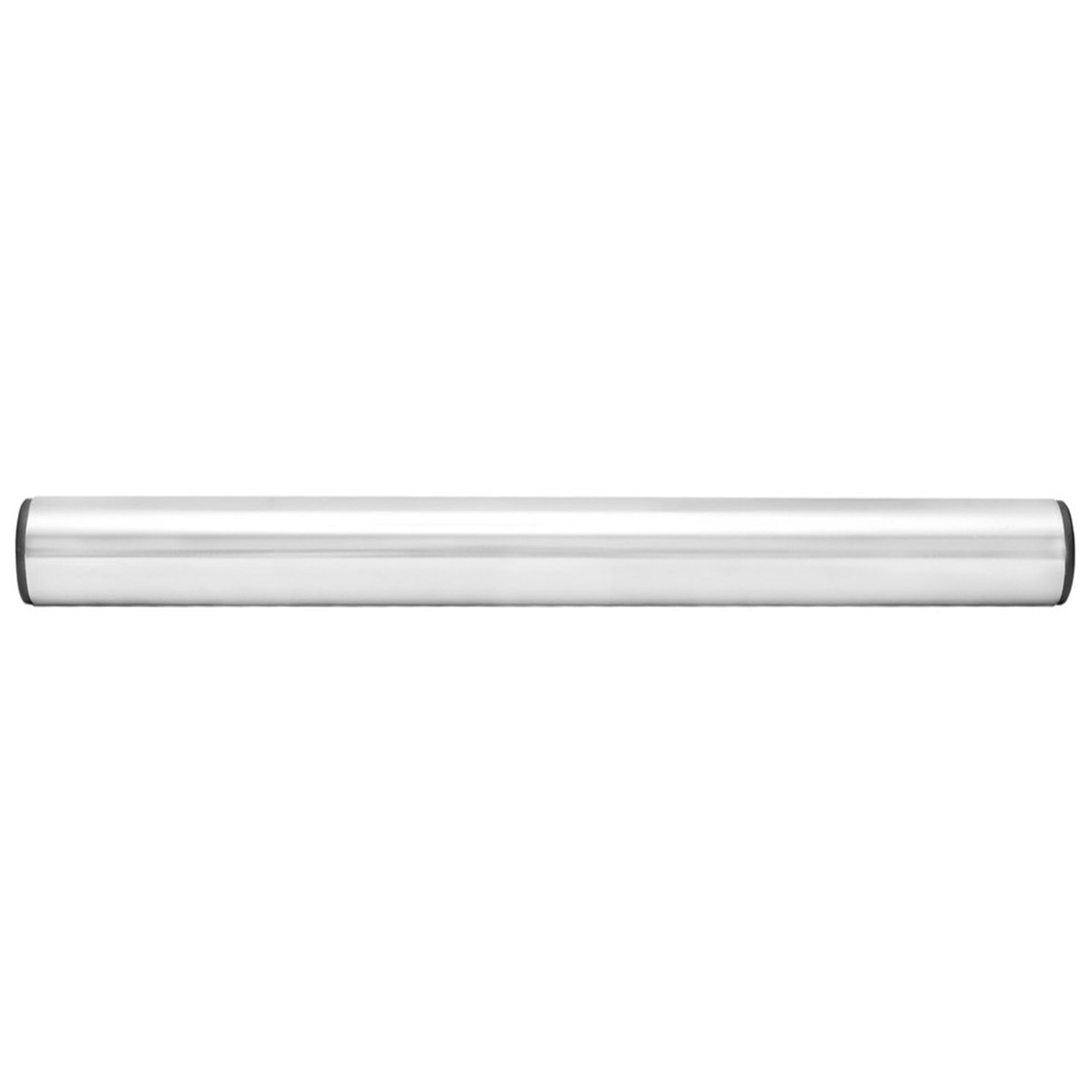PME Stainless Steel Rolling Pin, 6'', Silver