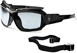 Ergodyne Loki In/Outdoor Lens Safety Glasses