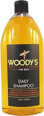 Woody's Quality Grooming Daily Shampoo, 32 oz.
