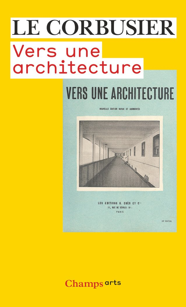 Vers Une Architecture (French Edition) PDF