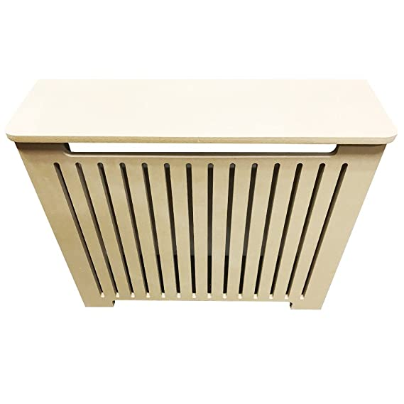 Unfinished MDF Radiator Heater Cover - Choose Your Sizes - Model MD7 - - Amazon.com