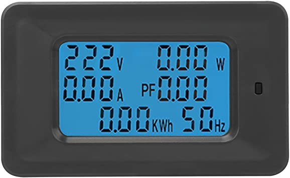 20A//100A 110-250V Current Digital Display Panel Power Monitor Ammeter Voltmeter