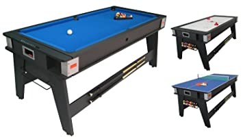 Strikeworth 6 Foot Multi Games Table