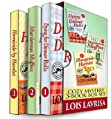 Chubby Chicks Club Box Set (3 Books: Bestselling Cozy Mystery Series )