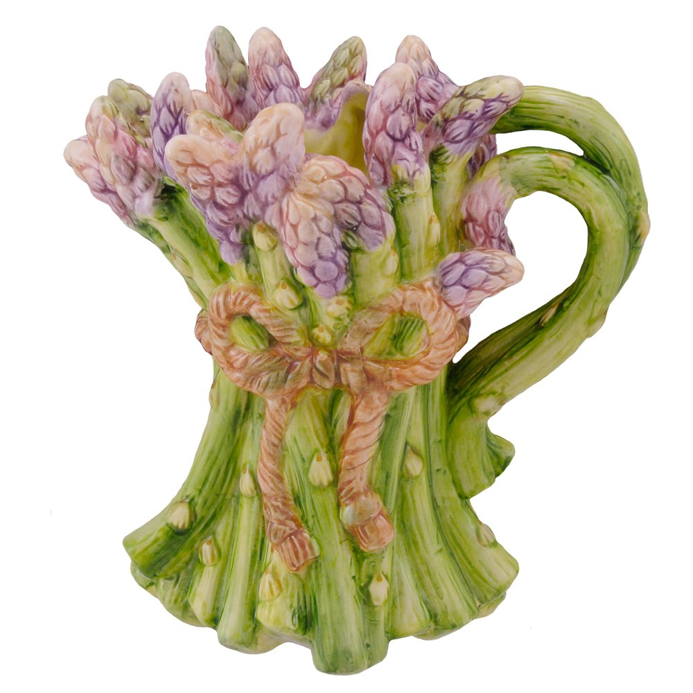 Asparagus Pitcher by Tuscan Garden