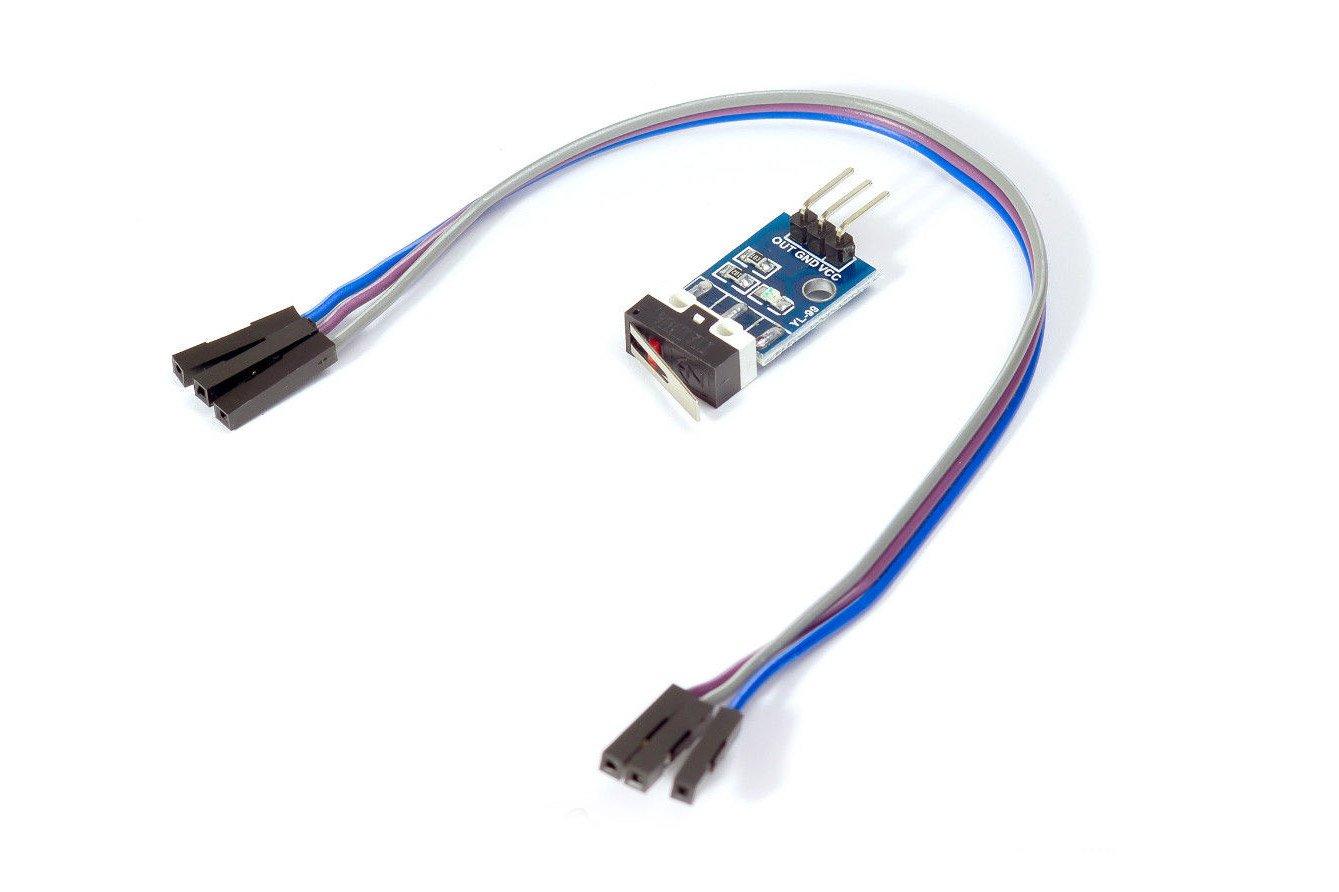 POPESQ/® Piezo Buzzer Arduino Raspberry Pi with Frequency Generator #A1373