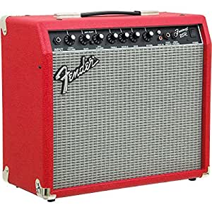 fender 25r frontman series ii 25w 1x10 guitar combo amp texas red musical instruments. Black Bedroom Furniture Sets. Home Design Ideas