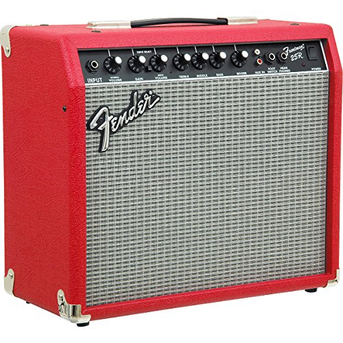 fender-25r-frontman-series-ii-25w-1x10-guitar-combo-amp-texas-red