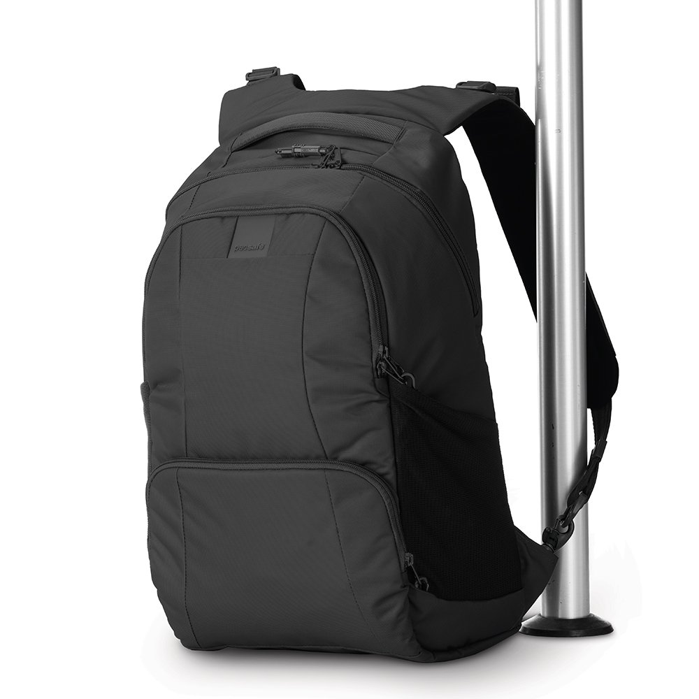 Pacsafe Metrosafe LS450 Anti-Theft 25L Backpack, Black by Pacsafe (Image #5)