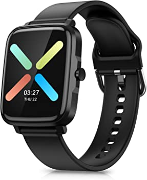 Leelbox Smart Fitness Tracker with Heart Rate and Sleep Monitor