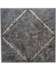 Achim Home Furnishings FTVGM33420 Nexus Self Adhesive Vinyl Floor Tiles, Metallic Diamond, 12 x 12-Inch, 20-Pack, Megallic Marble
