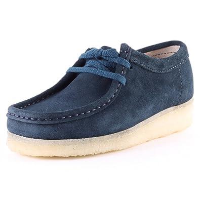 Clarks Originals Wallabee Damen Moccasins: : Schuhe