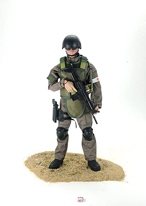 1//6 Army Desert ACU Shooter  Military 1:6 Soldier Ranger 12/'/' Figures Model Toys
