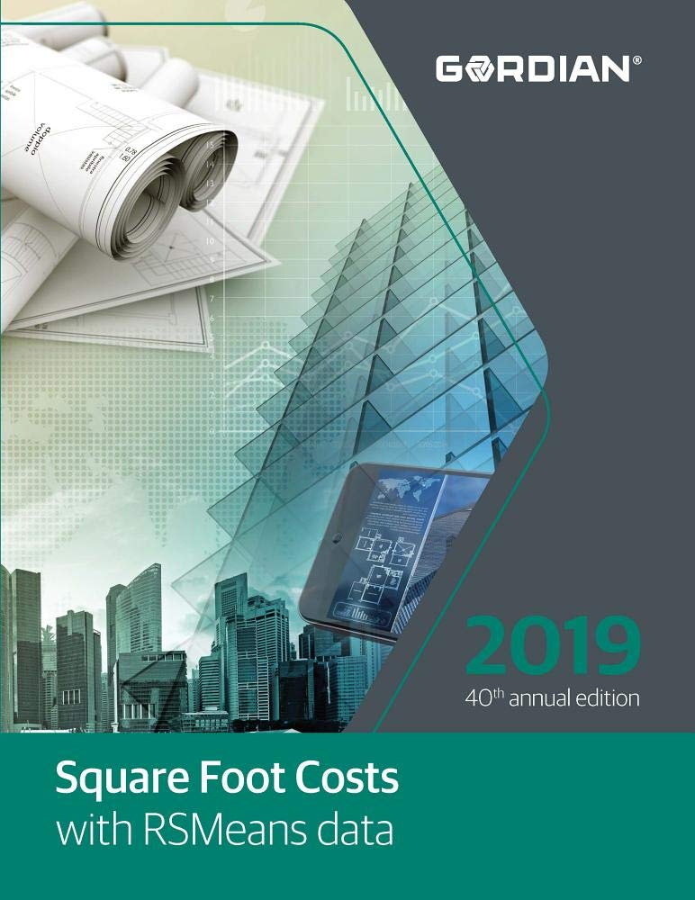 Square Foot Costs with RSMeans data 2019