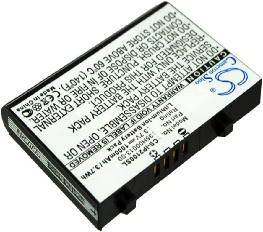 Cameron Sino Rechargeble Battery for HP iPAQ 2215 1000mAh//3.7Wh