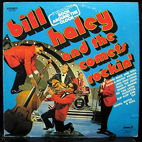 (Bill Haley and the Comets: Rockin', Tracks: Rock Around the Clock, Skinny Minnie, Shake Rattle and Roll, Rock The Joint, See You Later Alligator, Flip Flop and Fly, Ling -Ting - Tong, Rock - A - Beatin', Boogie, The Saints Rock and Roll)