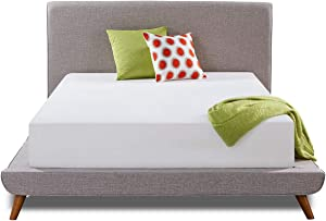 Live and Sleep Resort Classic Queen Memory Foam Mattress - 12-Inch - Cool Bed in a Box - Medium Plush Firmness, Advanced Support, Bonus Luxury Form Pillow - Low VOC CertiPUR Certified - Queen Size
