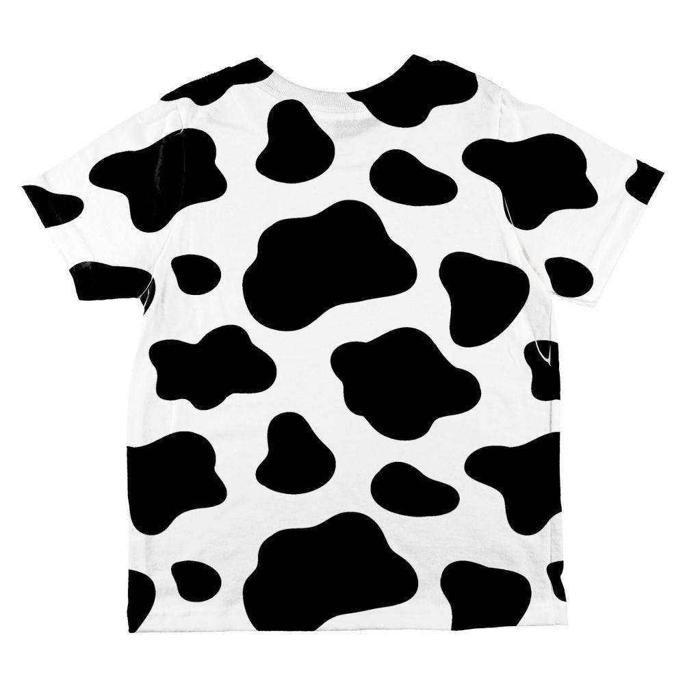 How To Make A Cow Print T Shirt Bcd Tofu House
