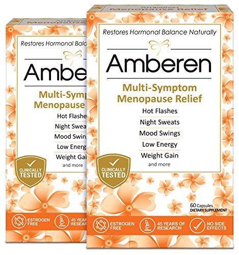 Amberen Multi Symptom Menopause Flashes Effects
