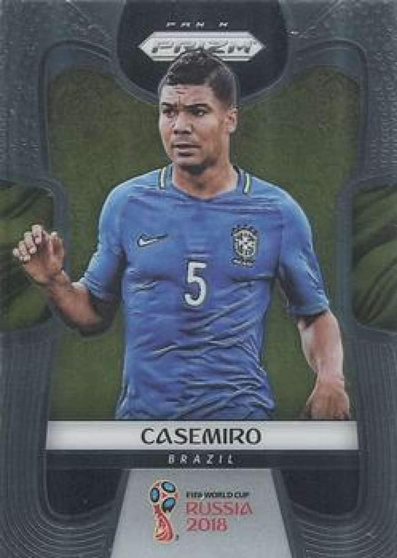 Casemiro Brazil Home Jersey World Cup