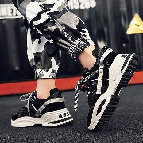 CTLNZ Running Calzado Zapatillas De Deporte De Primavera, Transpirables, Salvajes, Transpirables, 41.: Amazon.es: Deportes y aire libre