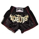 LUMPINEE Retro Original Muay Thai Shorts for Kick Boxing Fight LUMRTO-010