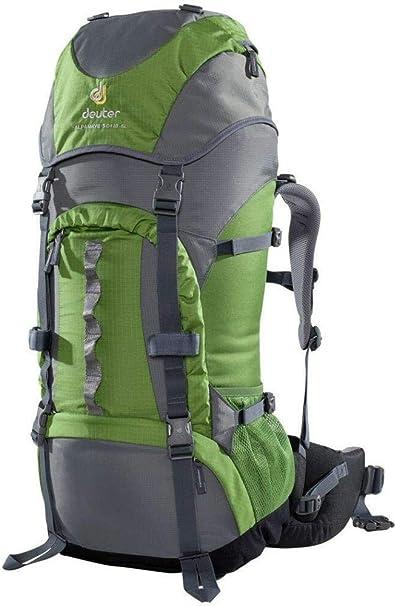 Deuter Alpamayo 50+10 SL Touring Women's Rucksack (Colour: 900  Emerald/Titanium): Amazon.de: Sport & Freizeit
