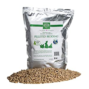Small Pet Select All Natural Pellet Bedding