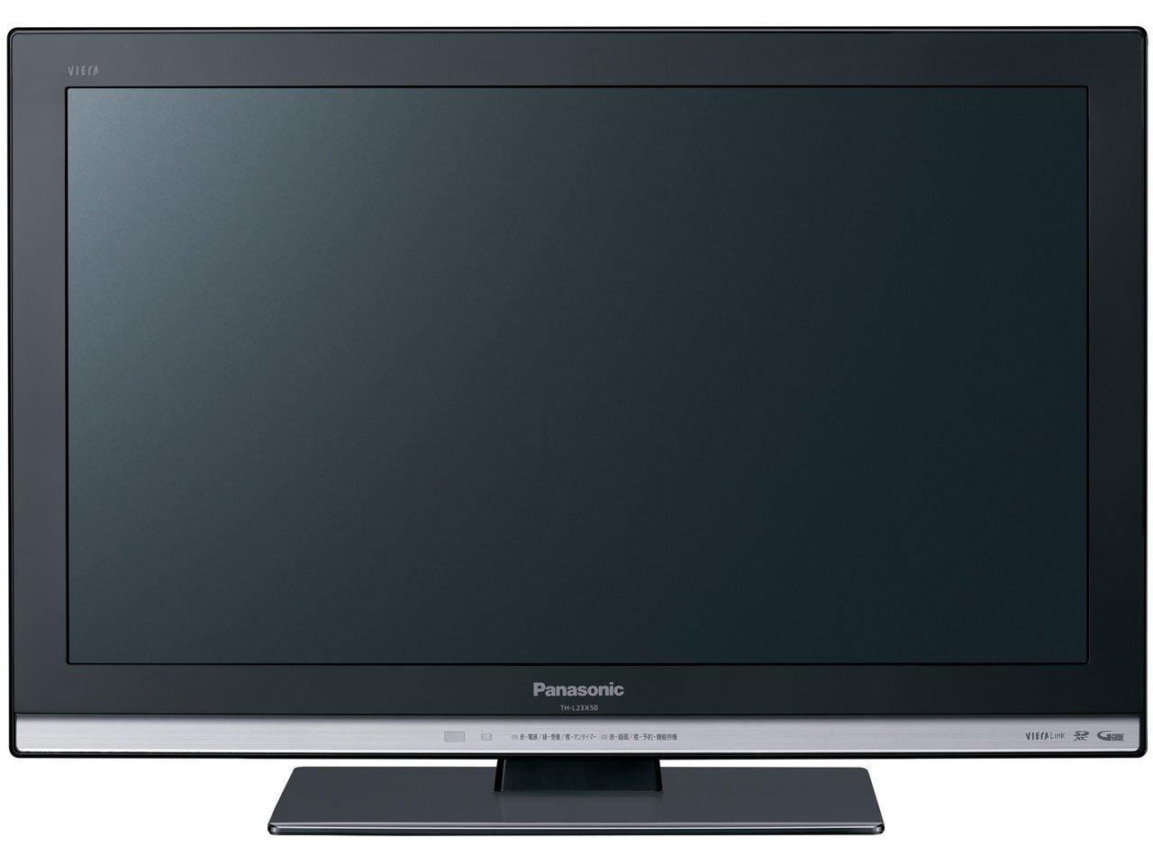パナソニック 23V型 液晶テレビ ビエラ TH-L23X50 フルハイビジョン   2012年モデル B0089IGZ0E  23型