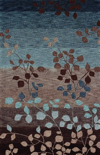 - Dalyn Rugs Studio 1 9-Feet by 13-Feet Area Rug, Mocha