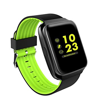 XHZNDZ Reloj inteligente Bluetooth con pantalla táctil de la ...