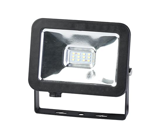 Poly Pool Proyector Luz LED de exterior, negro, PP3131 ...