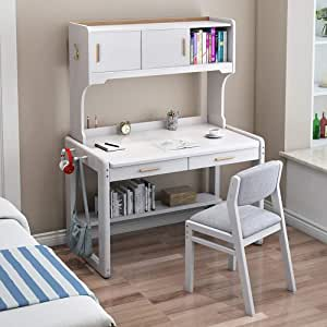 Amazon.com: PUEEPDEE Childrens Table Chair Set Student ...