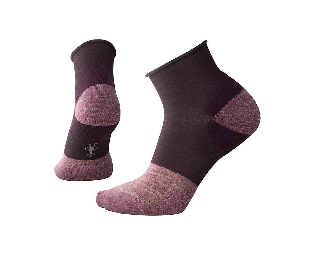 Smartwool PhD Outdoor Light Mini Socks - Women's Luna Boot Wool Performance Sock by Smartwool