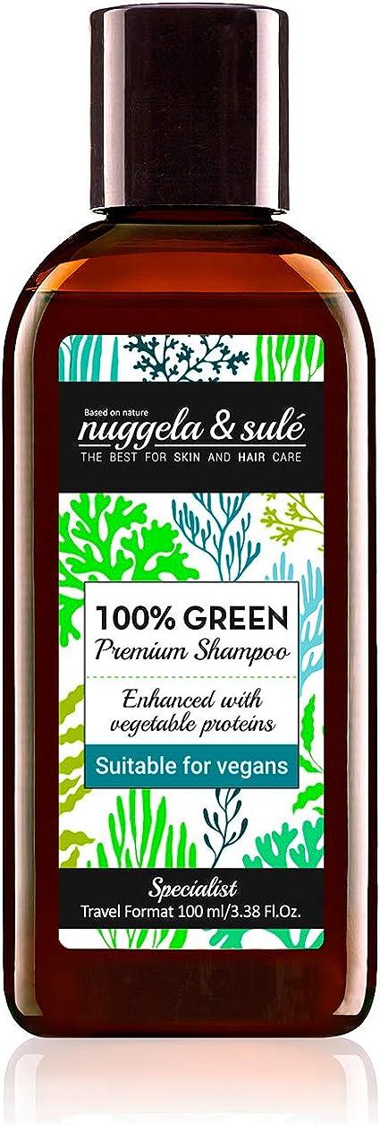 Nuggela & Sulé Champú Green Vegano