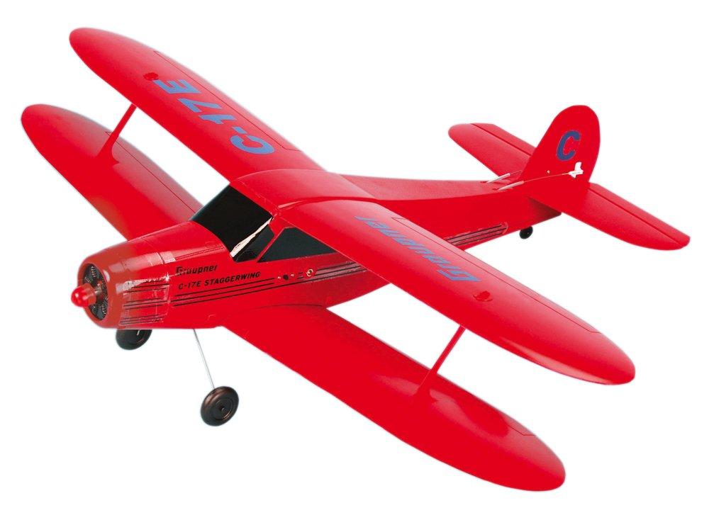 Größer 6290 - WP C-17E Staggerwing