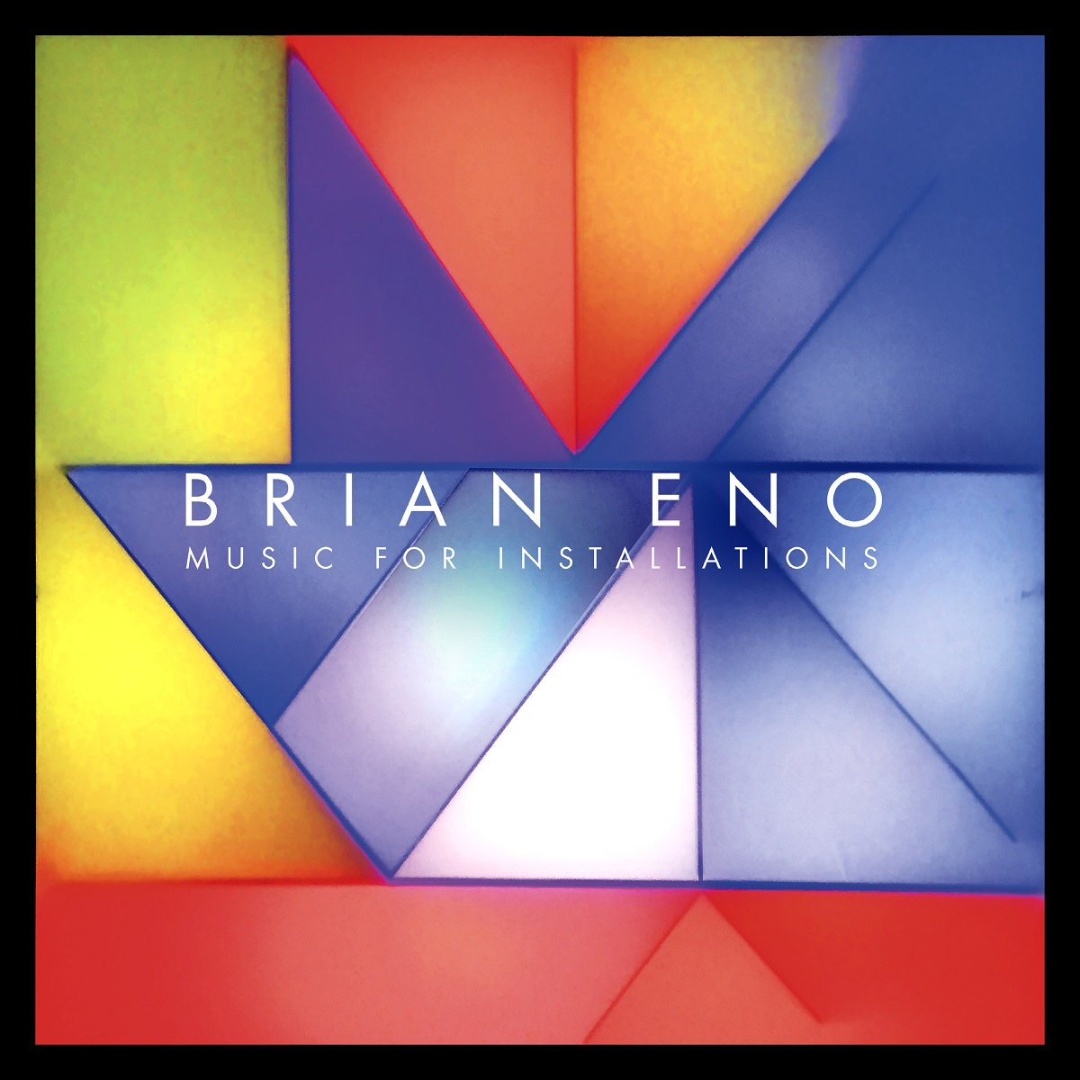 Vinilo : Brian Eno - Music For Installations (Limited Edition)