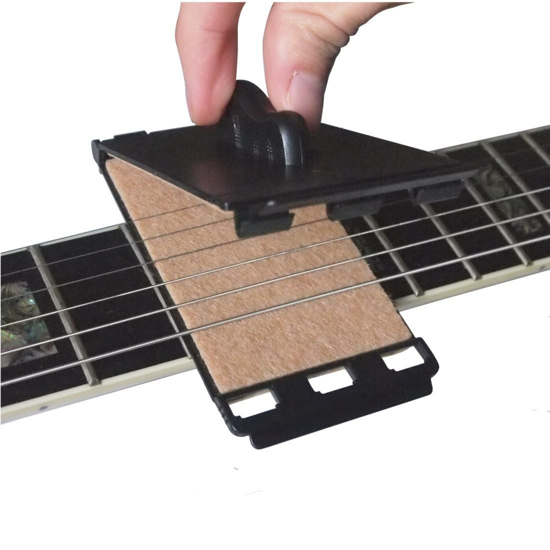 Electric Bass Guitar Fretboard and String Cleaner Spartan Music 141