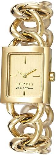 Esprit Damen-Armbanduhr Artemis Analog Quarz Edelstahl EL102102F03