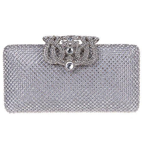 Fawziya Crown Purses And Handbags Evening Bags And - Mk Bag Rose Gold