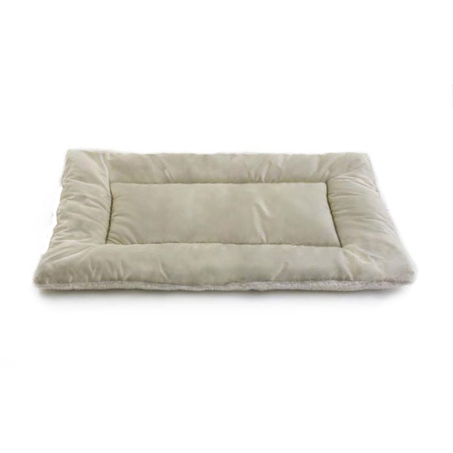 2 in 1 All Season Crate Bedding, XX-Large Fits Midwest 48  Crate- Khaki Tan by Pet Dreams