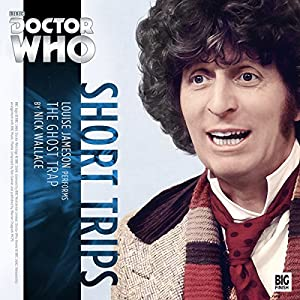 Doctor Who - Short Trips - The Ghost Trap Radio/TV Program