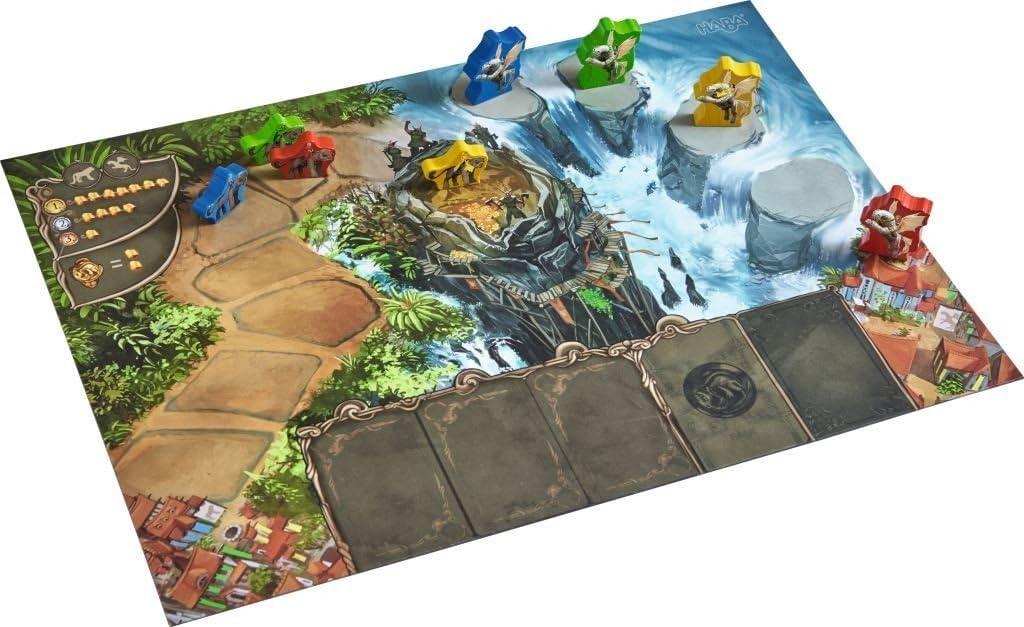 Haba 302220 - Los héroes de Kaskaria: Amazon.es: Juguetes y juegos