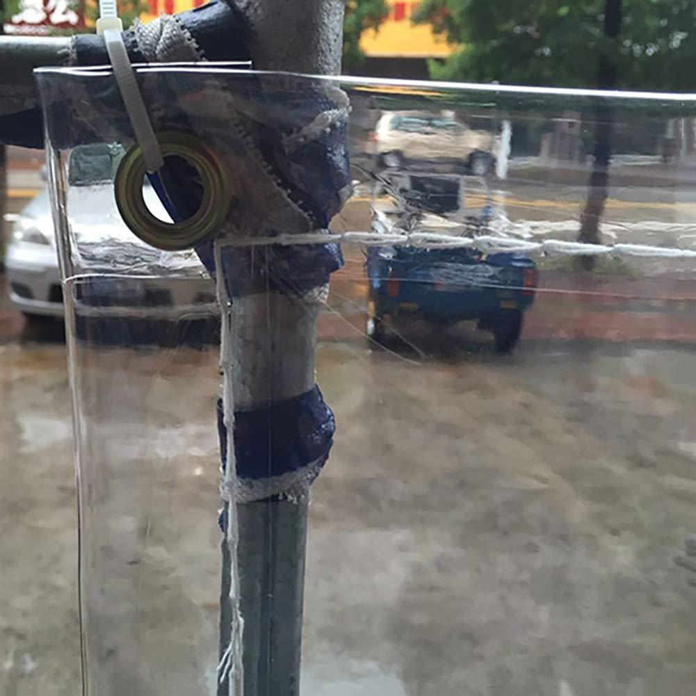 CAOYU Conector la Impermeable Transparente de la Lona de la Conector Lona de la Lona Impermeable del Impermeable (Tamaño : 2×2m) dcf1d0